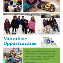 Help kids achieve success: Volunteer opportunities with the Burnaby Neighbourhood House in various after school programs designed to support kids' success