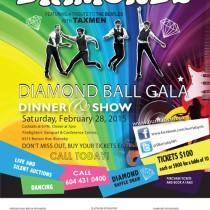 Annual Diamond Ball Gala Fundraising Event