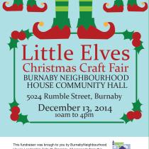 Little Elves Christmas Craft Fair
