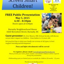 Screen Smart Children Presentation