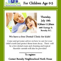 North House Dental Clinic July
